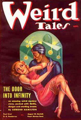 The Door into Infinity by Edmond Hamilton