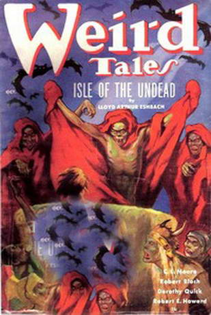 Isle of the Undead by Lloyd Arthur Eshbach