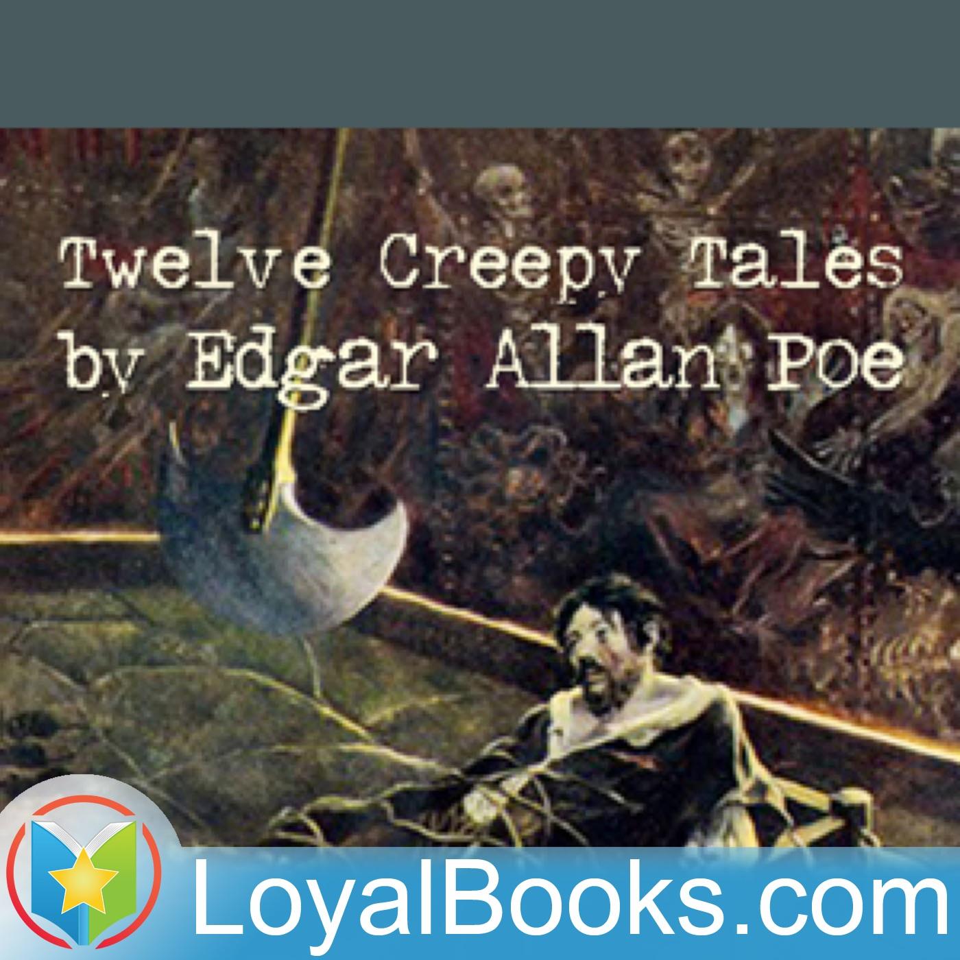 <![CDATA[12 Creepy Tales by Edgar Allan Poe]]>