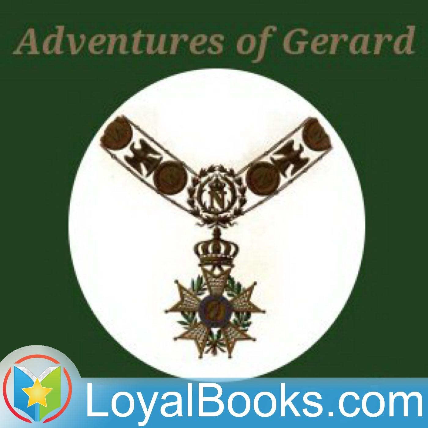 <![CDATA[The Adventures of Gerard by Sir Arthur Conan Doyle]]>