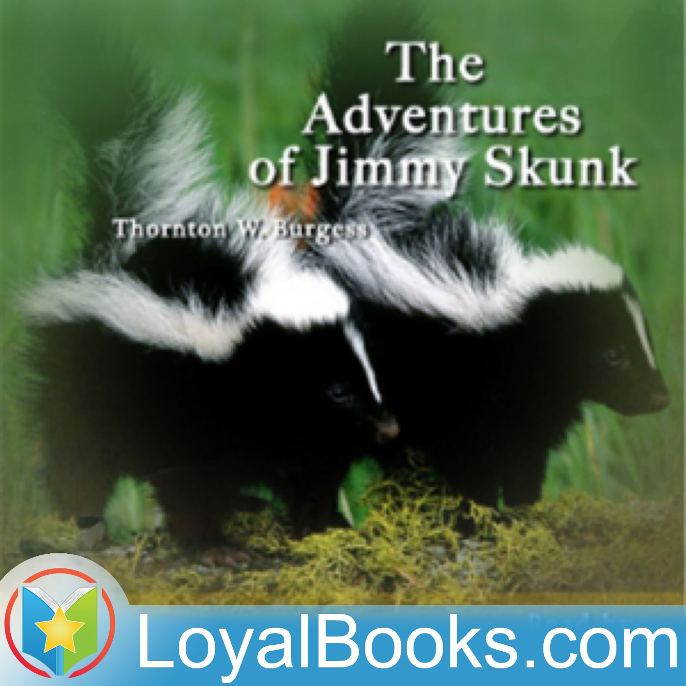 <![CDATA[The Adventures of Jimmy Skunk by Thornton W. Burgess]]>