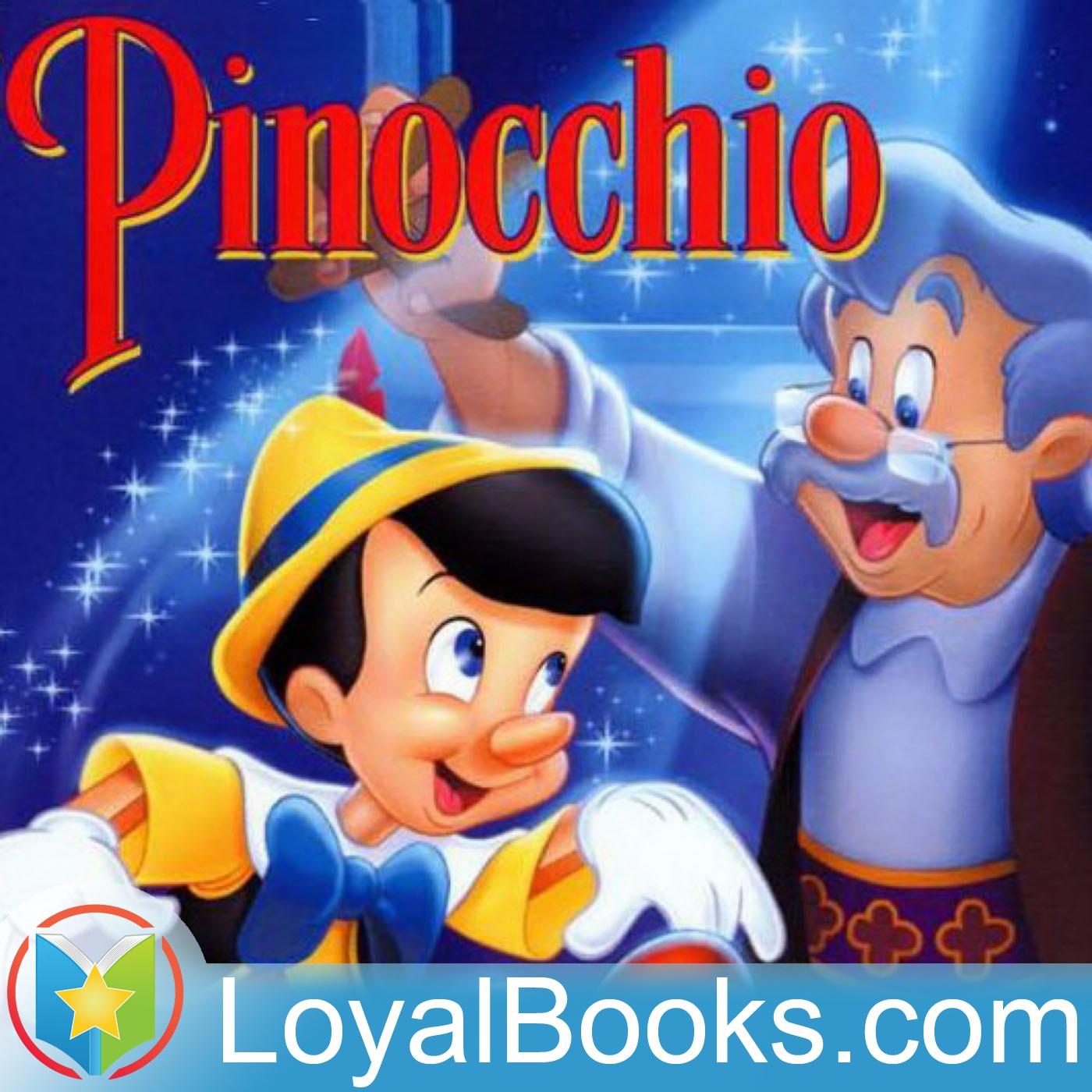 <![CDATA[The Adventures of Pinocchio by Carlo Collodi]]>