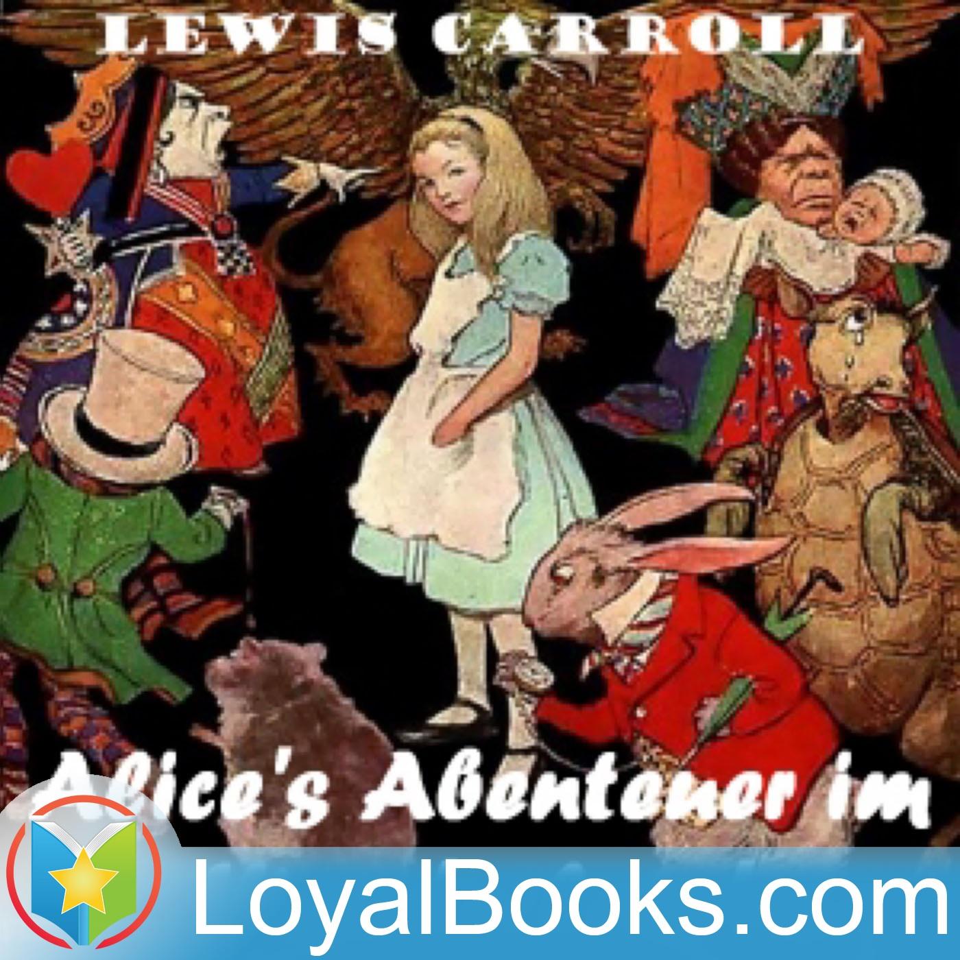 <![CDATA[Alice's Abenteuer im Wunderland by Lewis Carroll]]>