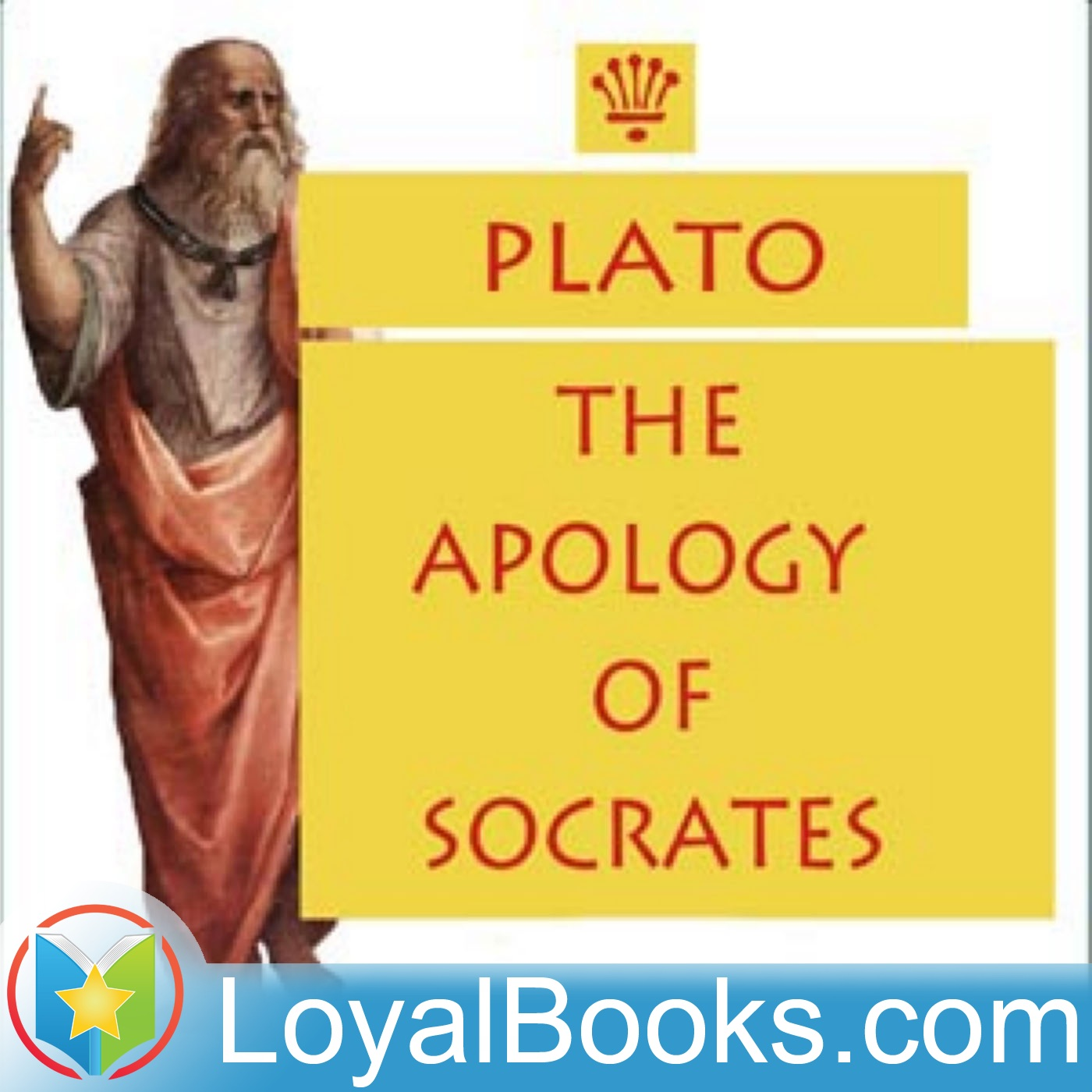 <![CDATA[The Apology of Socrates by Plato]]>