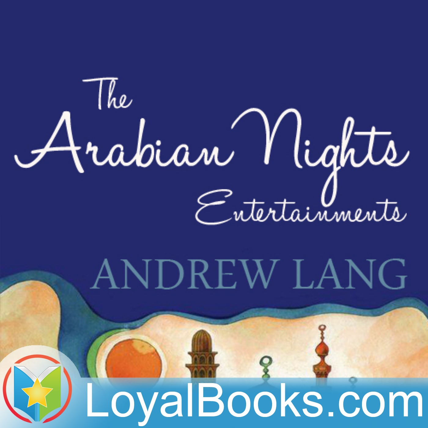 <![CDATA[The Arabian Nights by Andrew Lang]]>