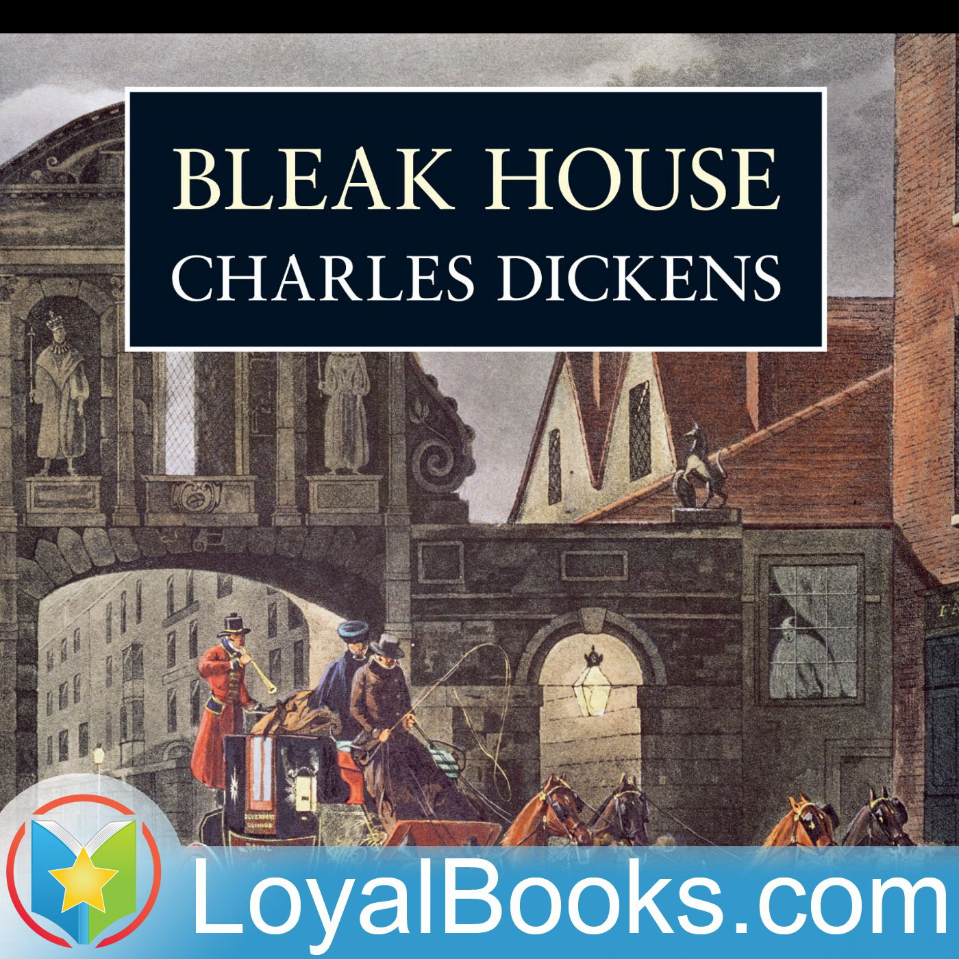 <![CDATA[Bleak House by Charles Dickens]]>