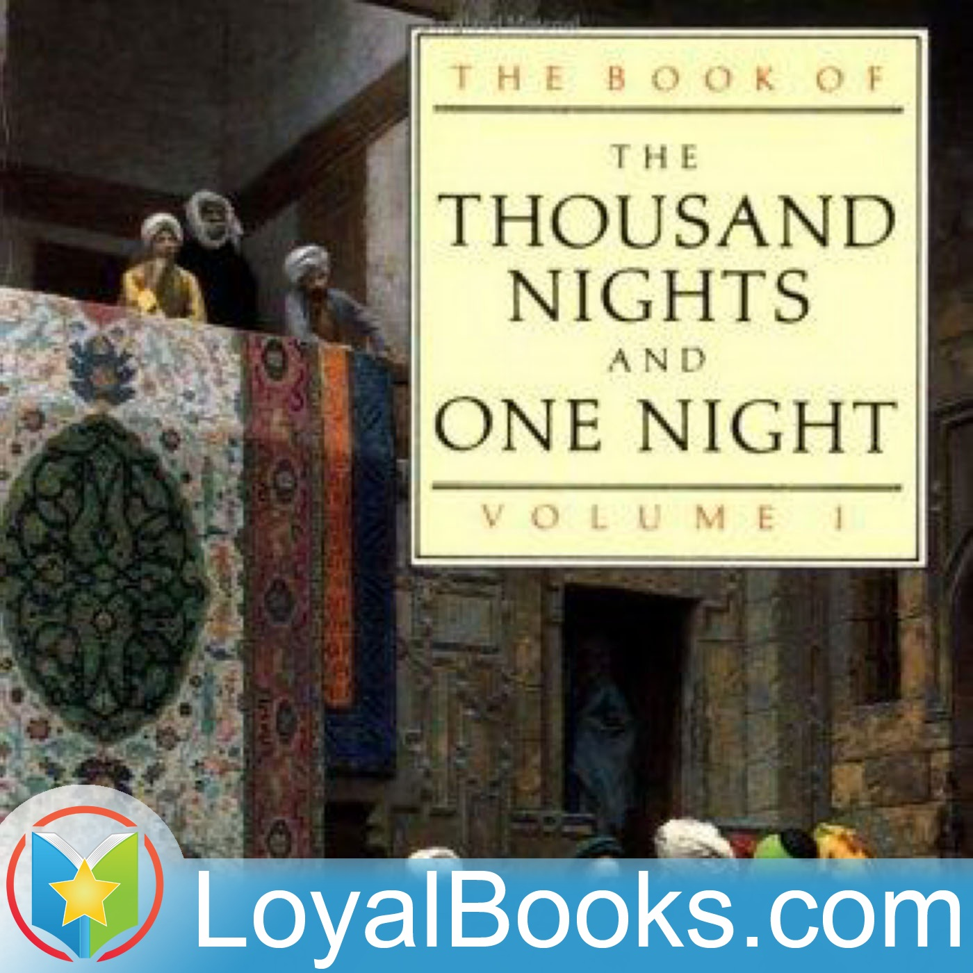 <![CDATA[The Book of A Thousand Nights and a Night by Anonymous]]>
