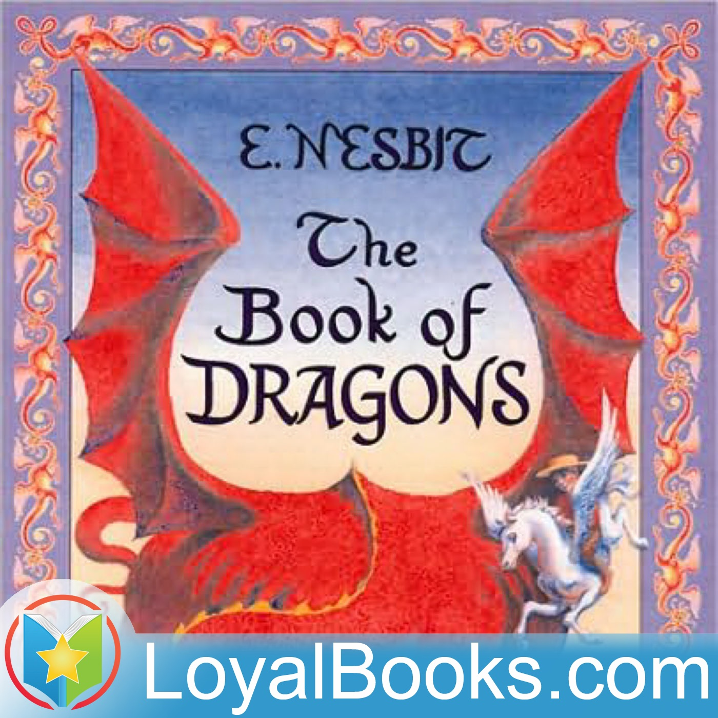 <![CDATA[The Book of Dragons by Edith Nesbit]]>