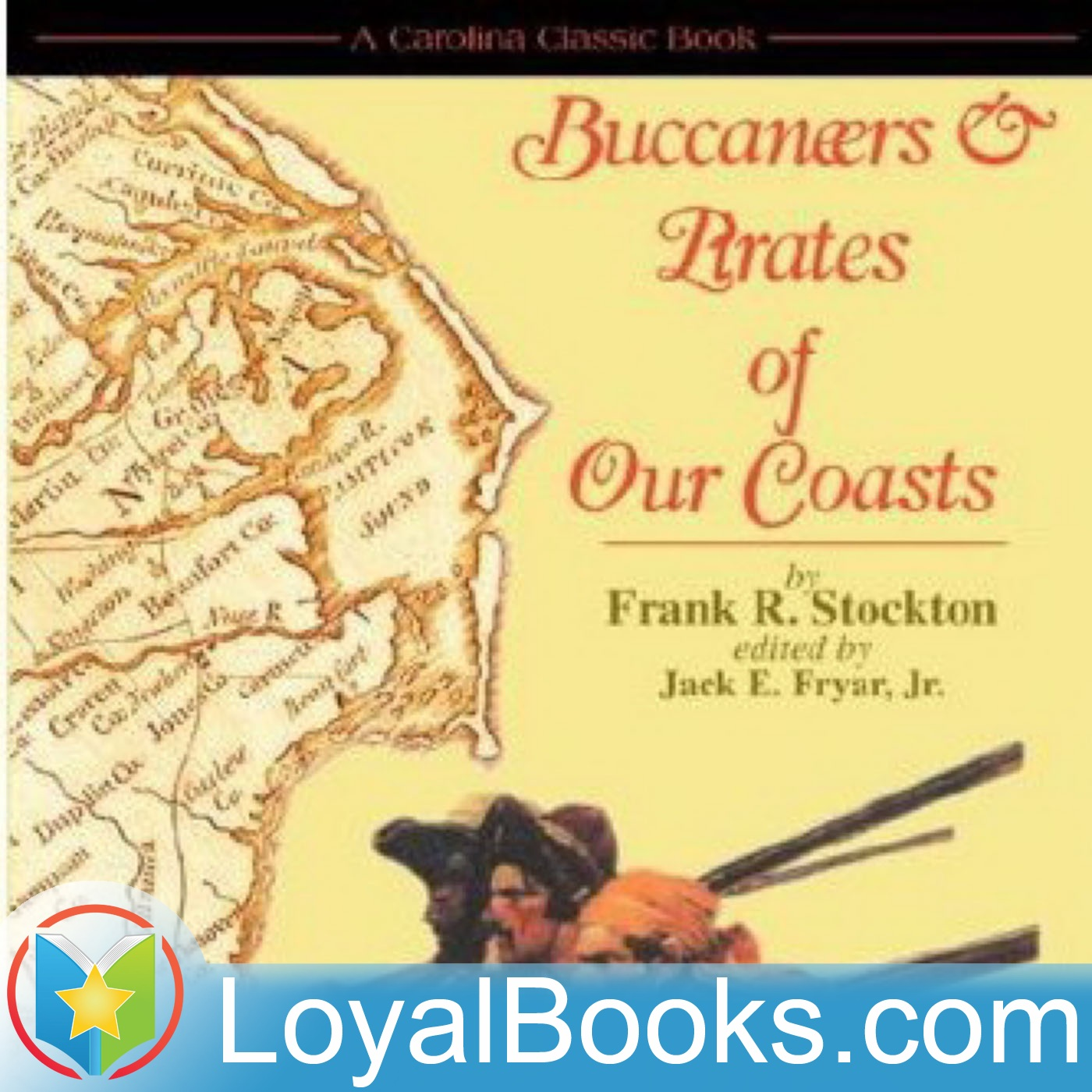 <![CDATA[Buccaneers and Pirates of Our Coasts by Frank R. Stockton]]>