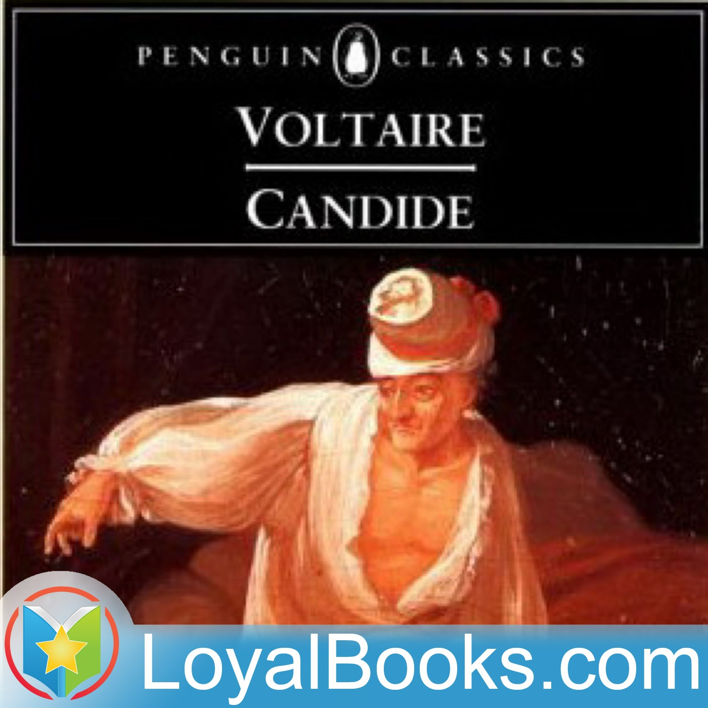 <![CDATA[Candide by Voltaire]]>