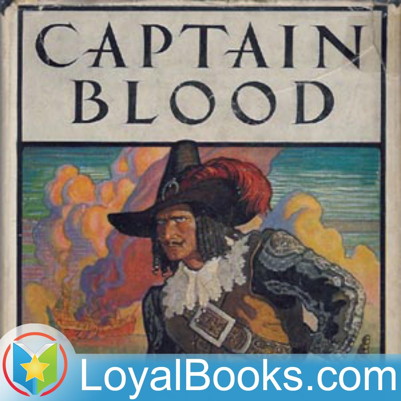 <![CDATA[Captain Blood by Rafael Sabatini]]>