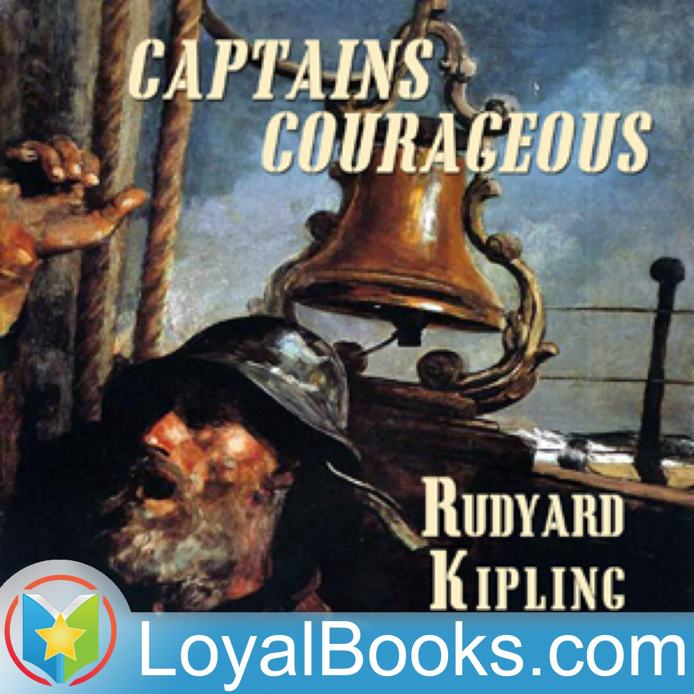 <![CDATA[Captains Courageous by Rudyard Kipling]]>