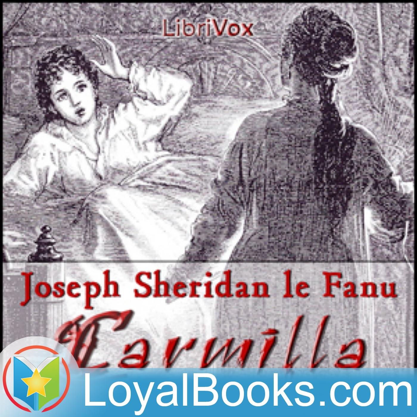 <![CDATA[Carmilla by Joseph Sheridan LeFanu]]>
