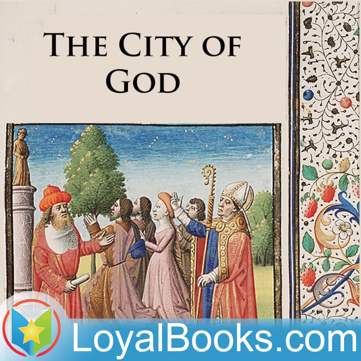 <![CDATA[The City of God by Saint Augustine of Hippo]]>