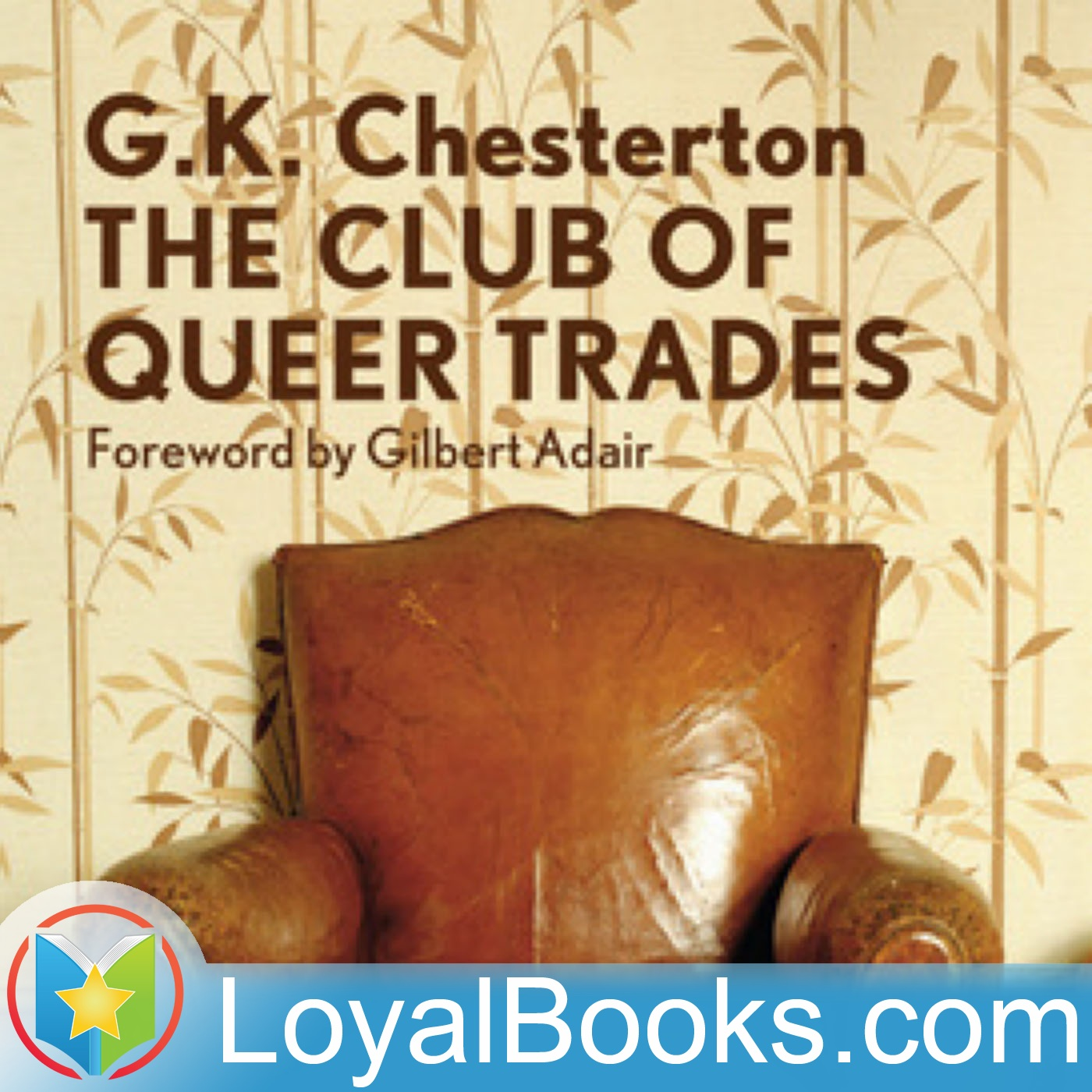 <![CDATA[The Club of Queer Trades by G. K. Chesterton]]>