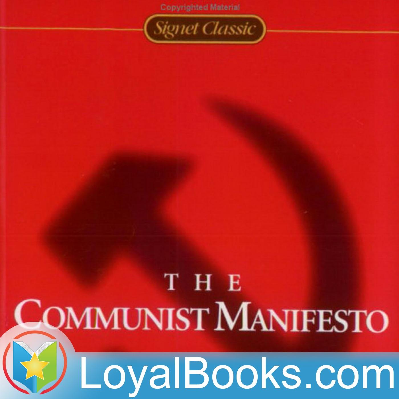 <![CDATA[The Communist Manifesto by Karl Marx and Friedrich Engels]]>