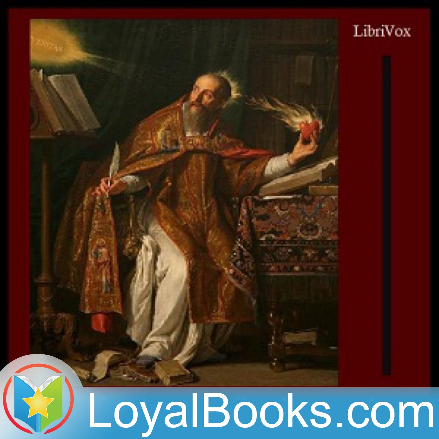 <![CDATA[Confessions by Saint Augustine of Hippo]]>