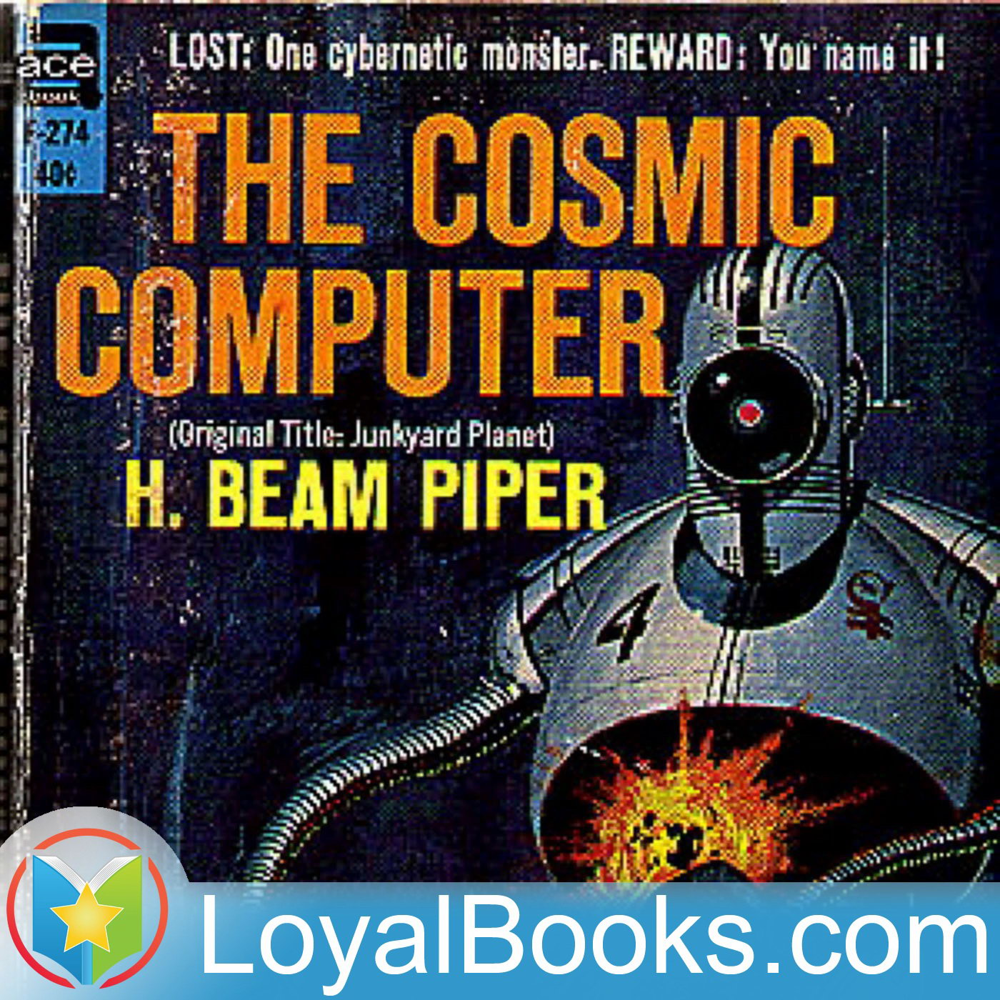 <![CDATA[The Cosmic Computer by H. Beam Piper]]>