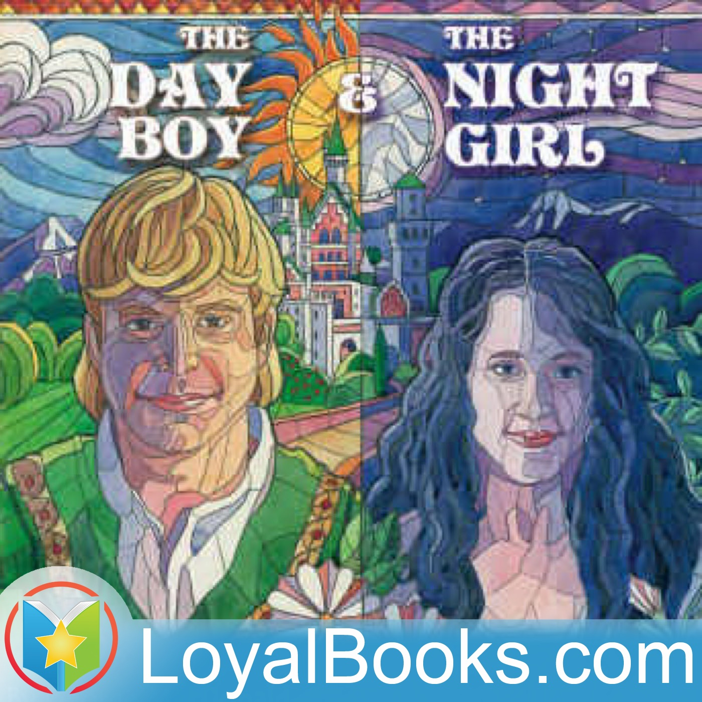 <![CDATA[The Day Boy and the Night Girl by George MacDonald]]>
