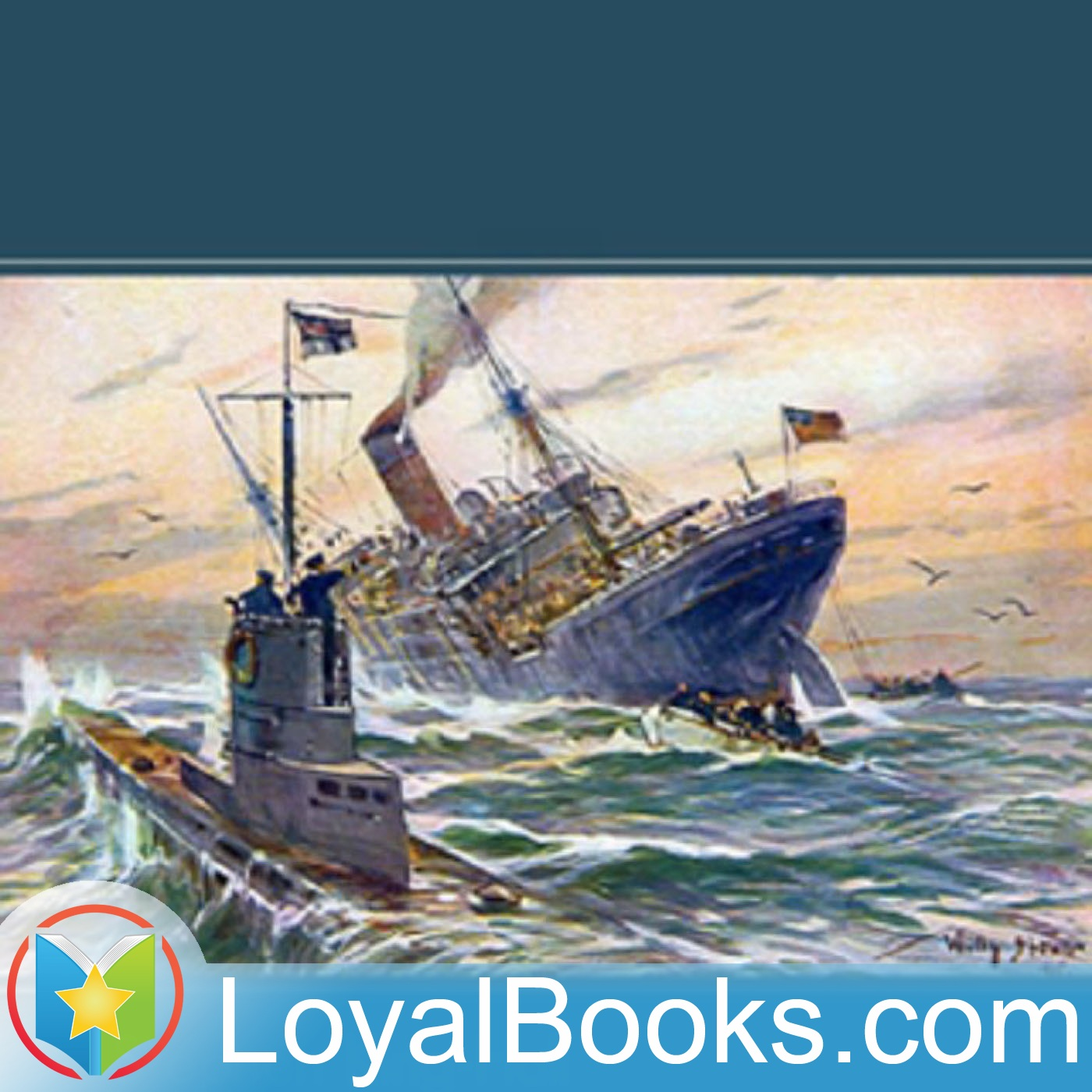 <![CDATA[Diary of a U-boat Commander by Sir Stephen King-Hall]]>