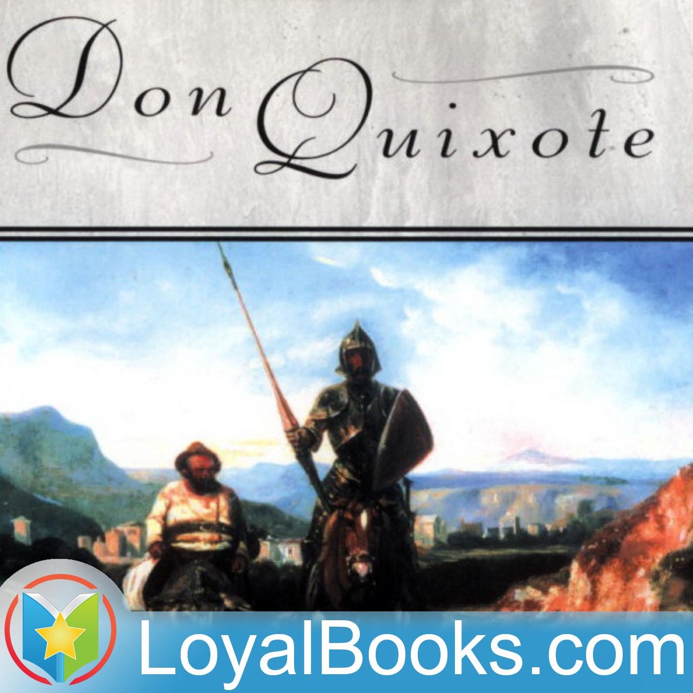 <![CDATA[Don Quijote by Miguel de Cervantes Saavedra]]>