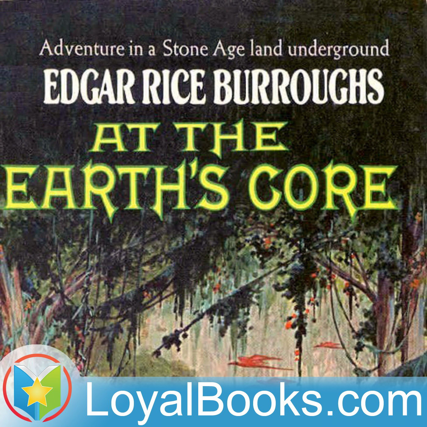 <![CDATA[At the Earth's Core by Edgar Rice Burroughs]]>