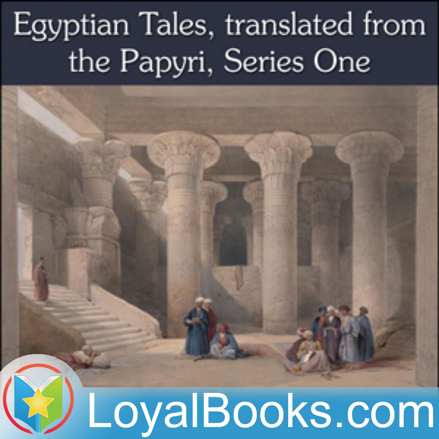 <![CDATA[Egyptian Tales, translated from the Papyri, Series One by W. M. Flinders Petrie]]>