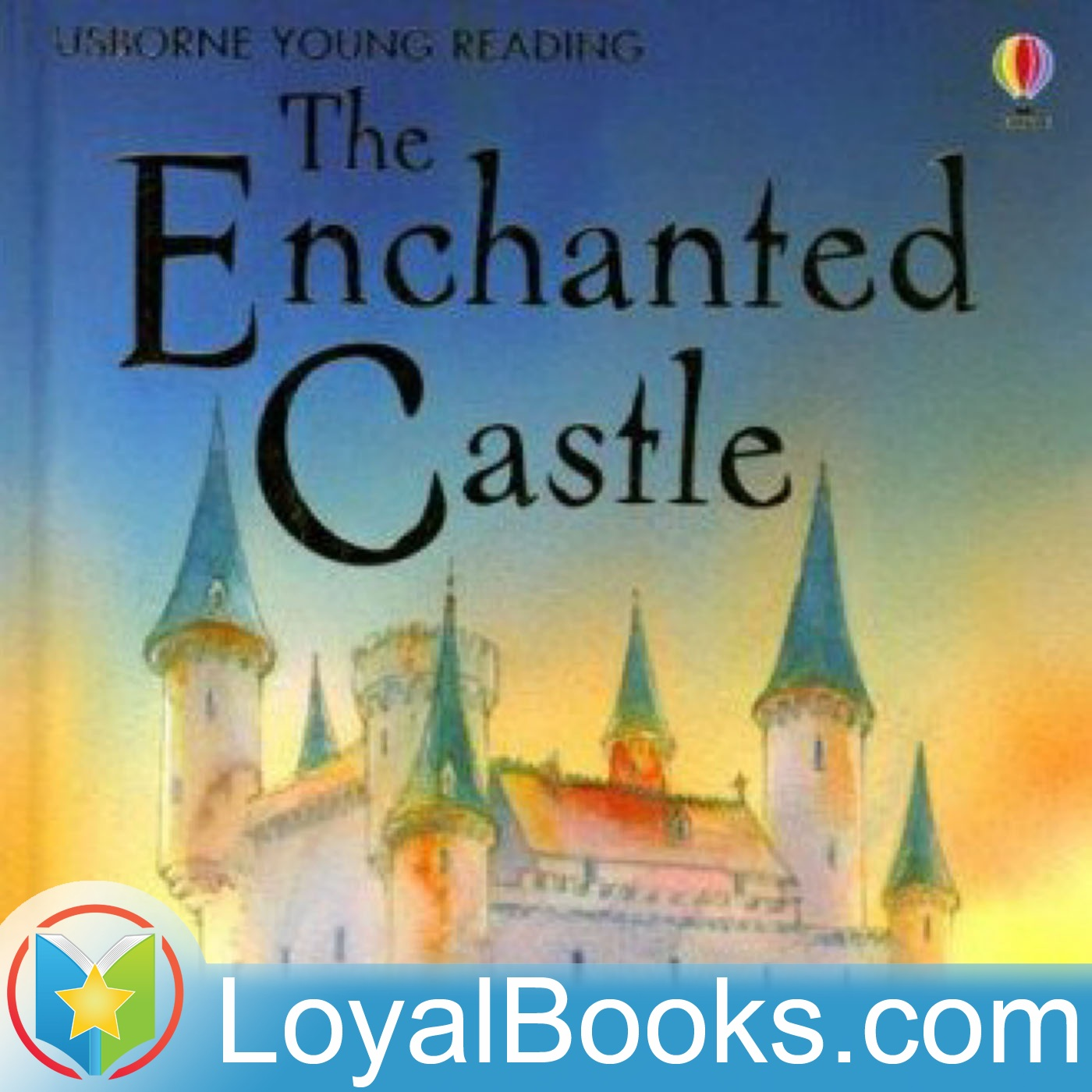 <![CDATA[The Enchanted Castle by Edith Nesbit]]>