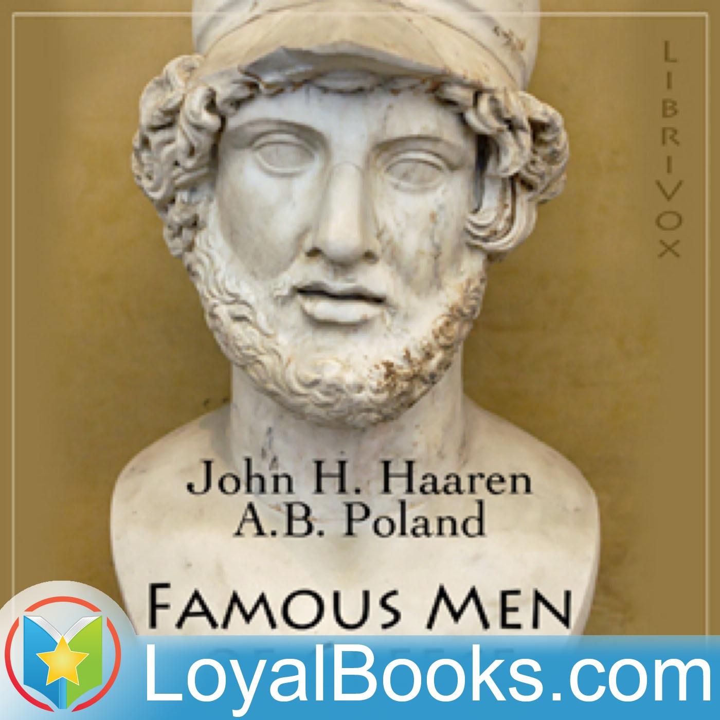 <![CDATA[Famous Men of Greece by John H. Haaren]]>