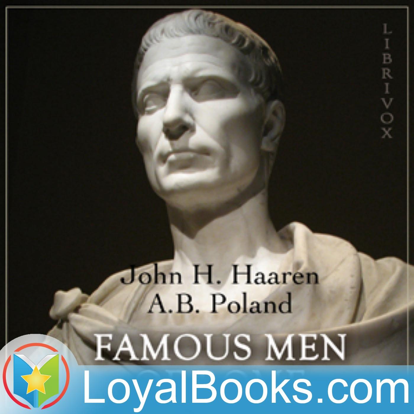 <![CDATA[Famous Men of Rome by John H. Haaren]]>