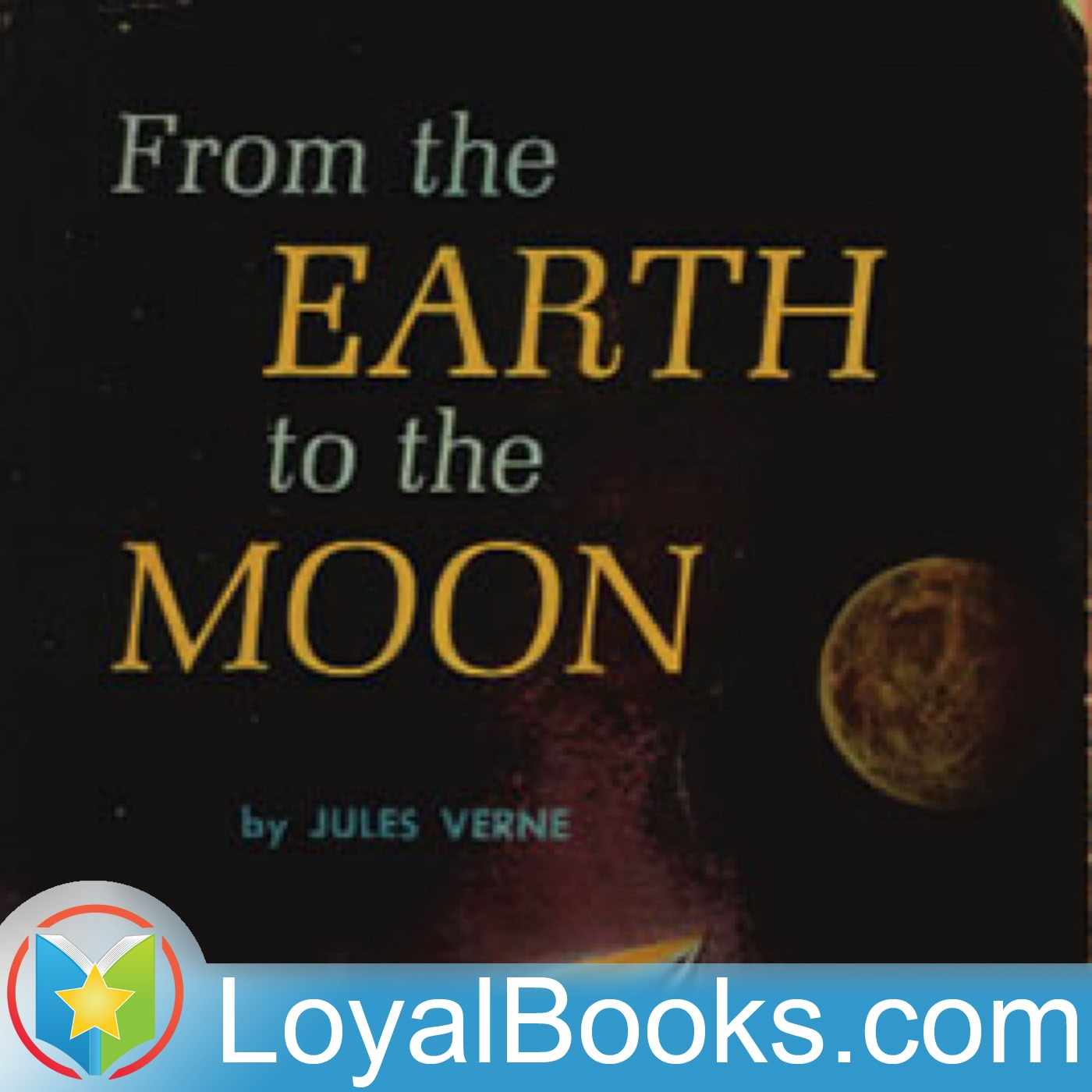 <![CDATA[From the Earth to the Moon by Jules Verne]]>
