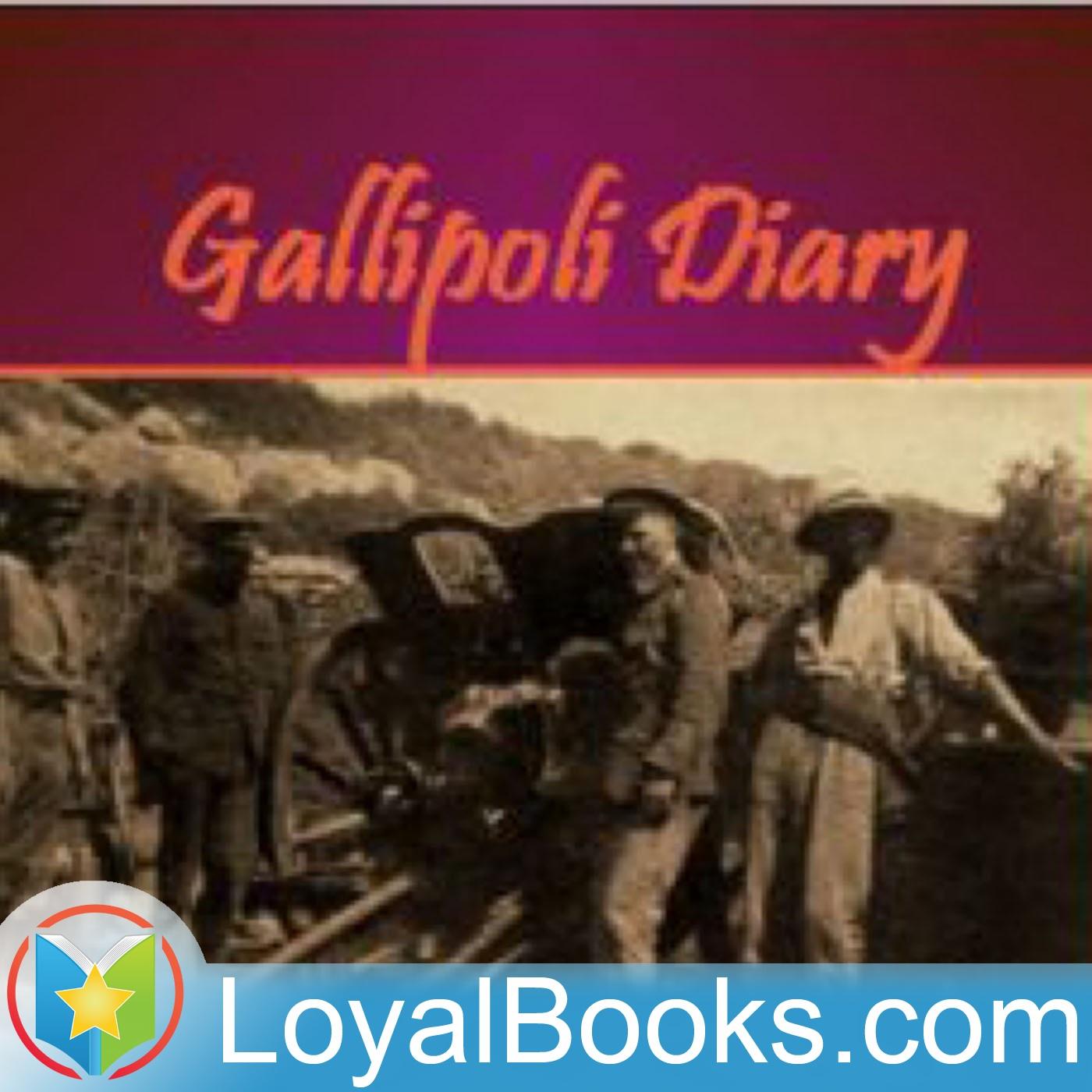 <![CDATA[Gallipoli Diary by John Graham Gillam]]>