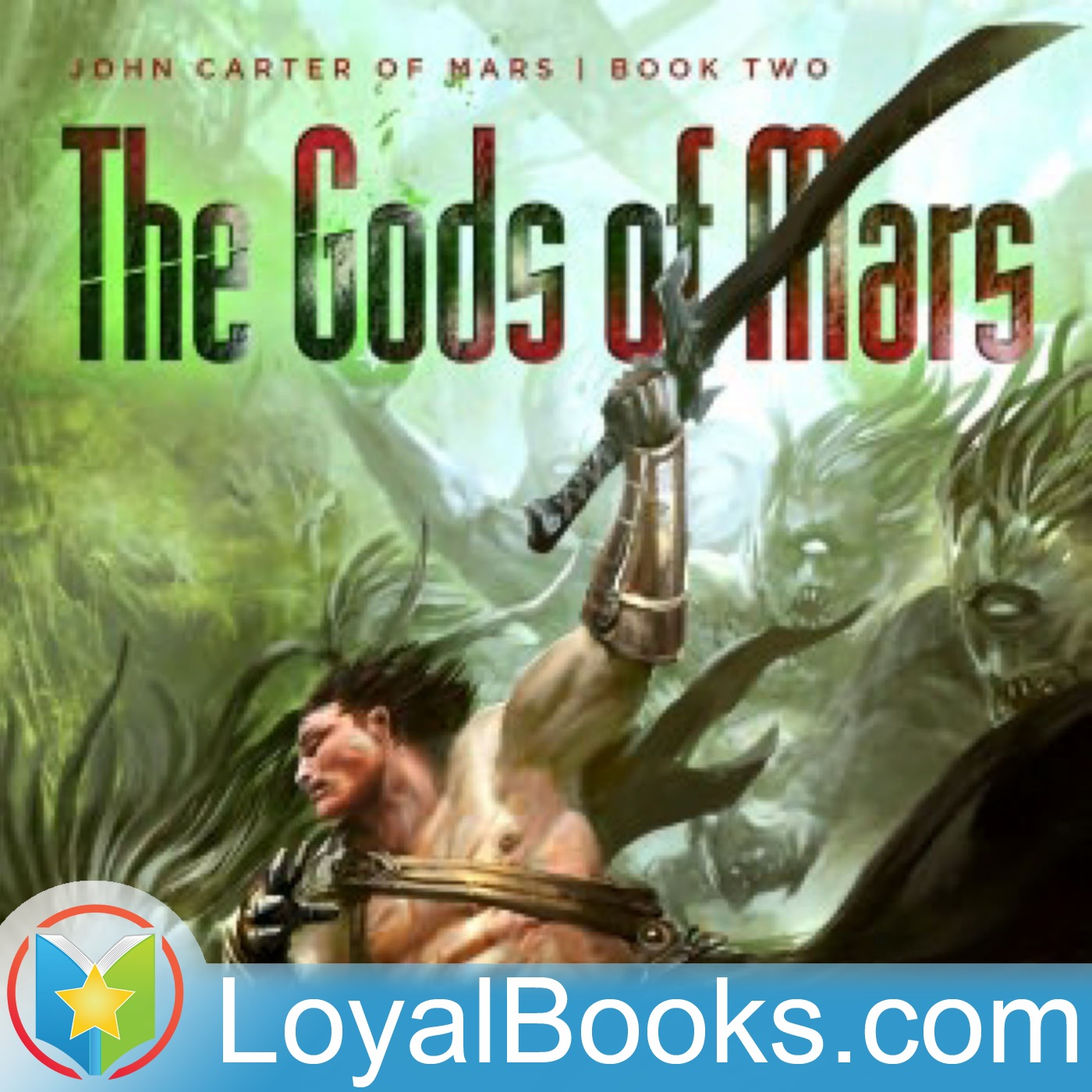 <![CDATA[The Gods of Mars by Edgar Rice Burroughs]]>