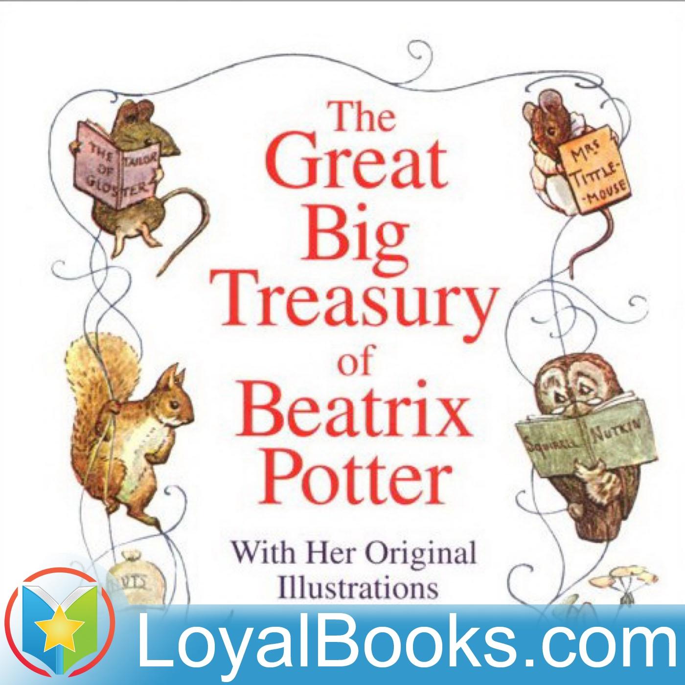 <![CDATA[Great Big Treasury of Beatrix Potter by Beatrix Potter]]>