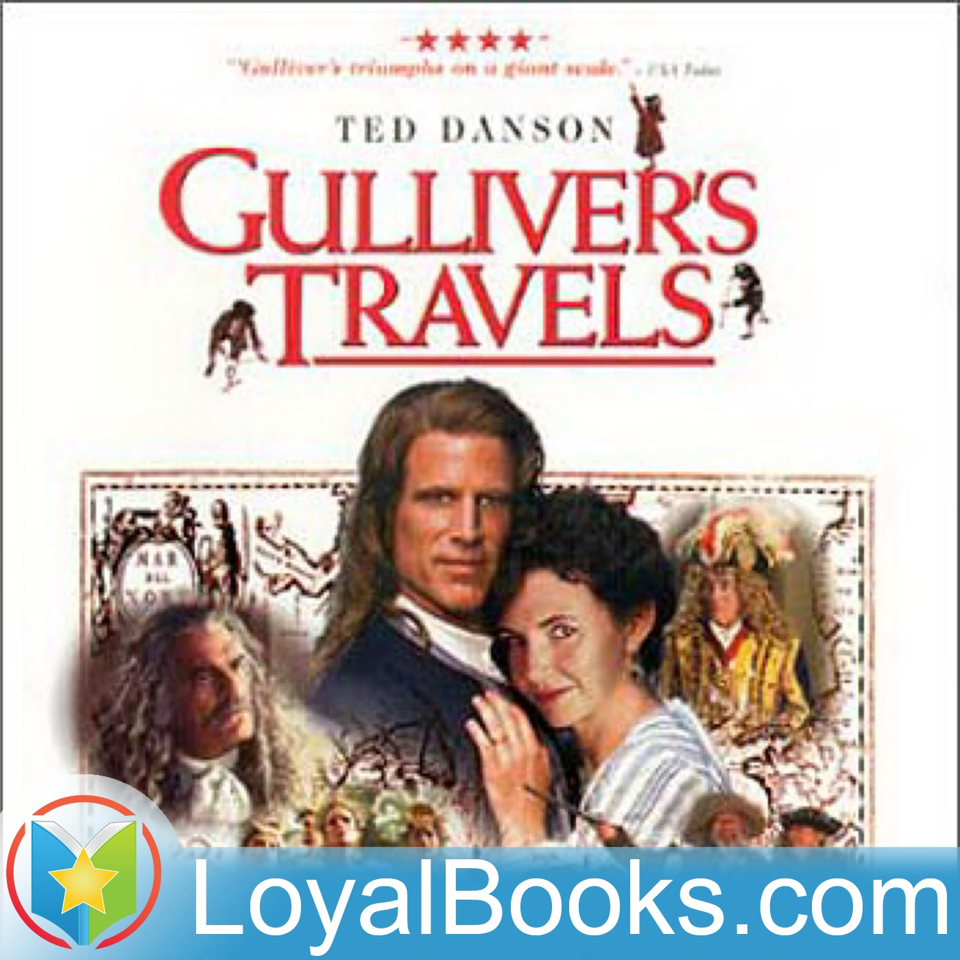 <![CDATA[Gulliver's Travels by Jonathan Swift]]>