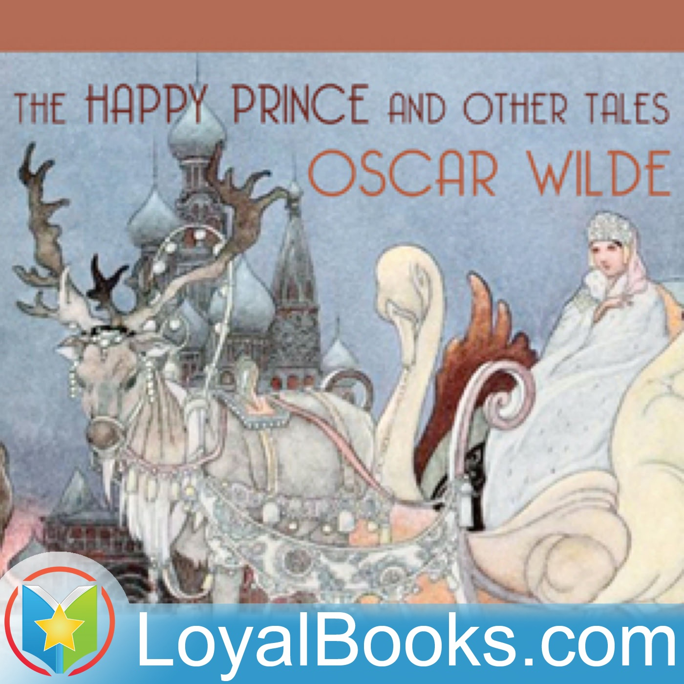 <![CDATA[The Happy Prince and Other Tales by Oscar Wilde]]>