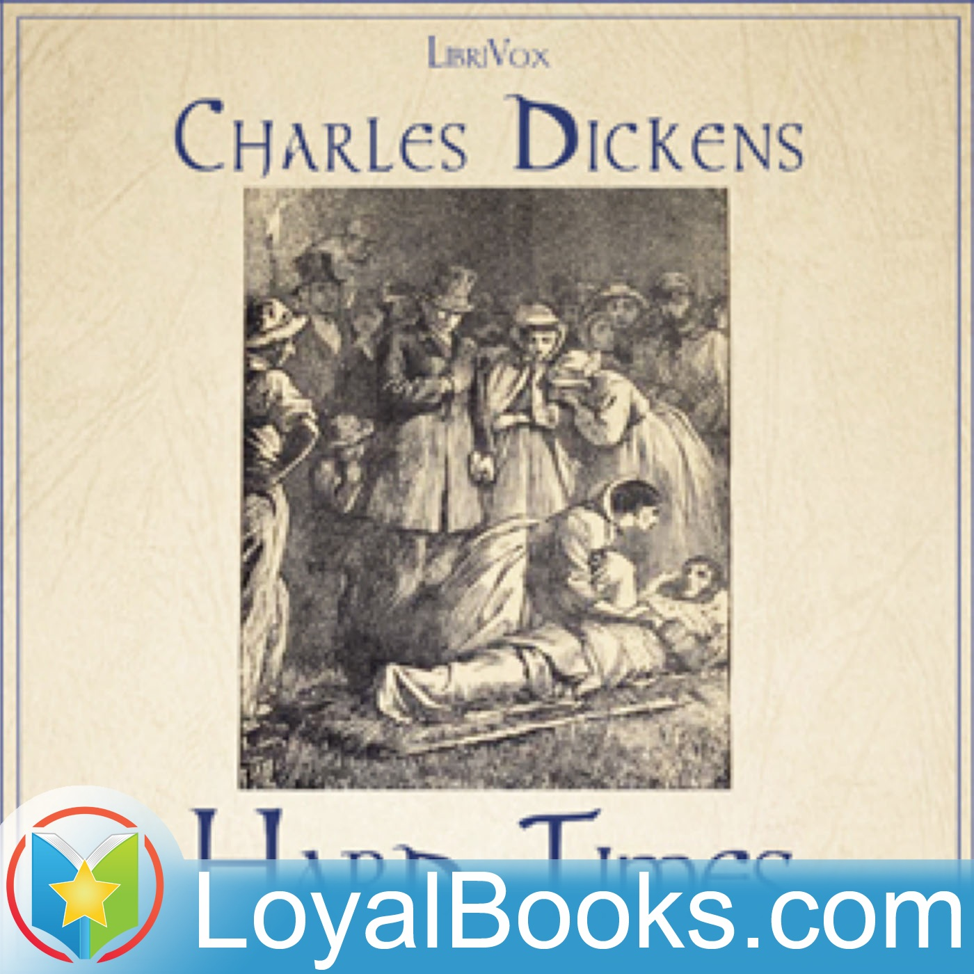 <![CDATA[Hard Times by Charles Dickens]]>