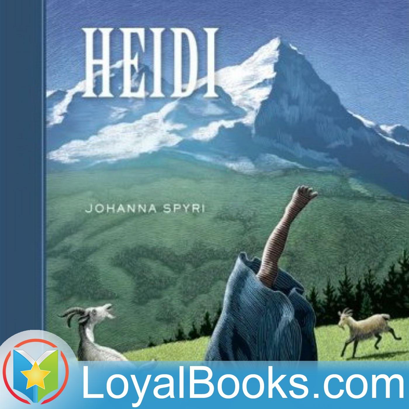 <![CDATA[Heidi by Johanna Spyri]]>