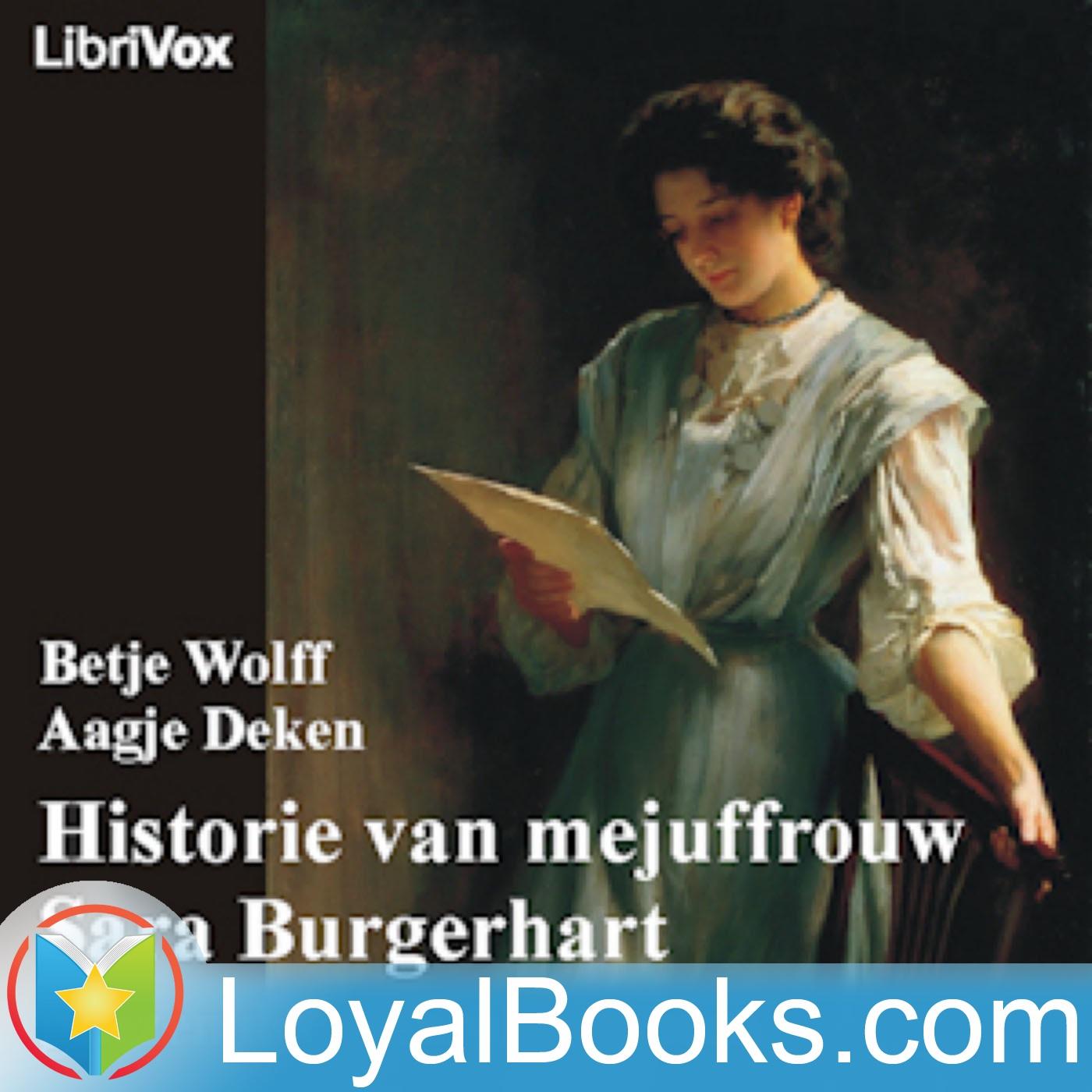 Historie van mejuffrouw Sara Burgerhart by Betje Wolff