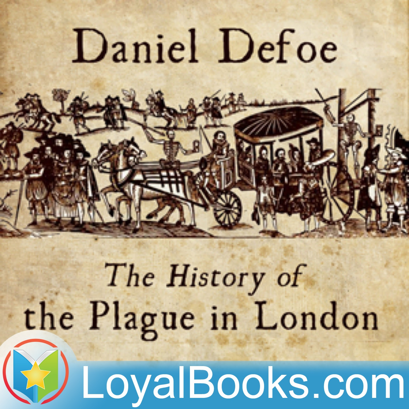 <![CDATA[The History of the Plague in London by Daniel Defoe]]>
