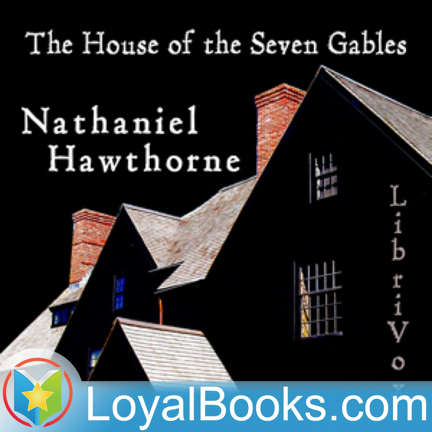 <![CDATA[The House of the Seven Gables by Nathaniel Hawthorne]]>