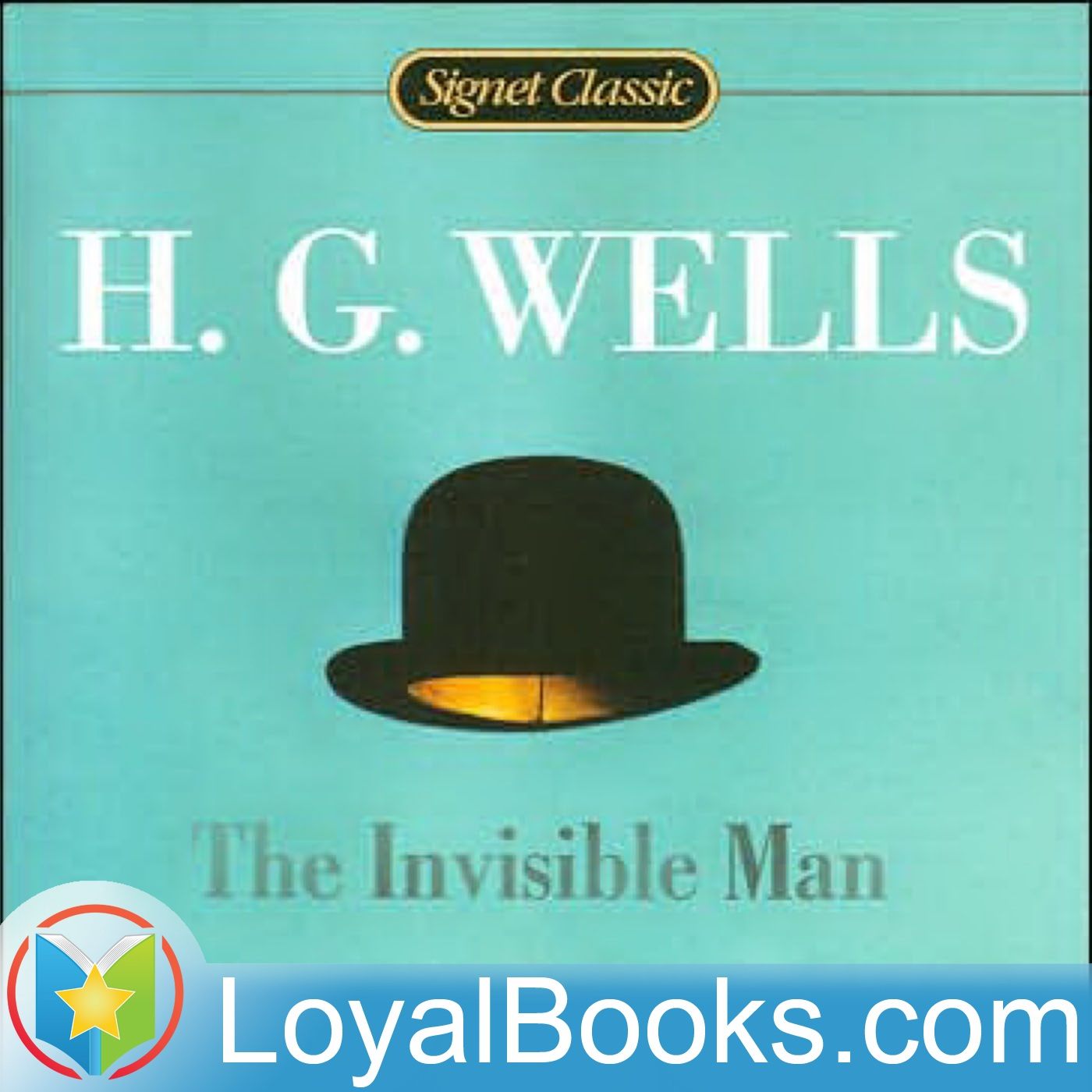 <![CDATA[The Invisible Man by H. G. Wells]]>