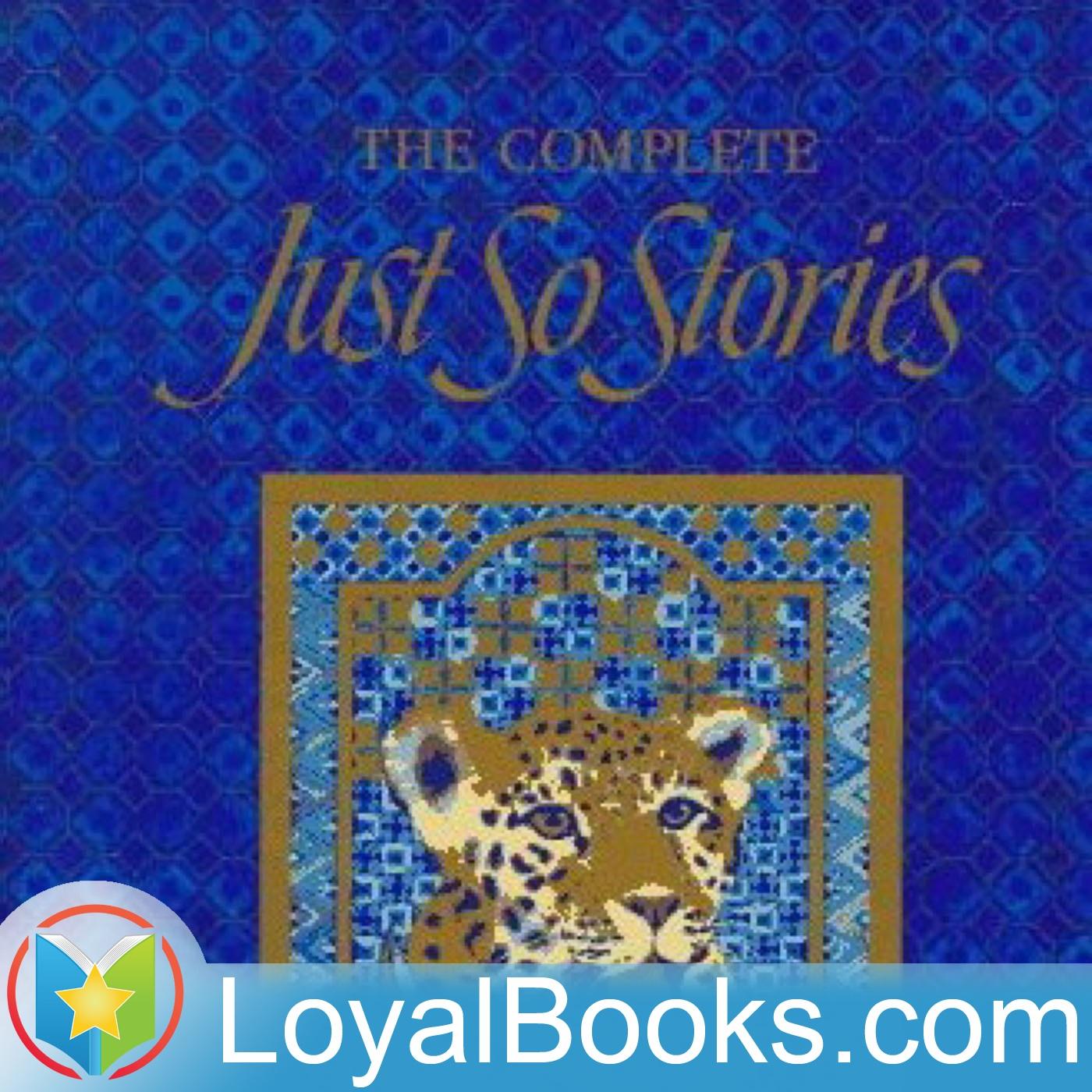 <![CDATA[Just So Stories by Rudyard Kipling]]>