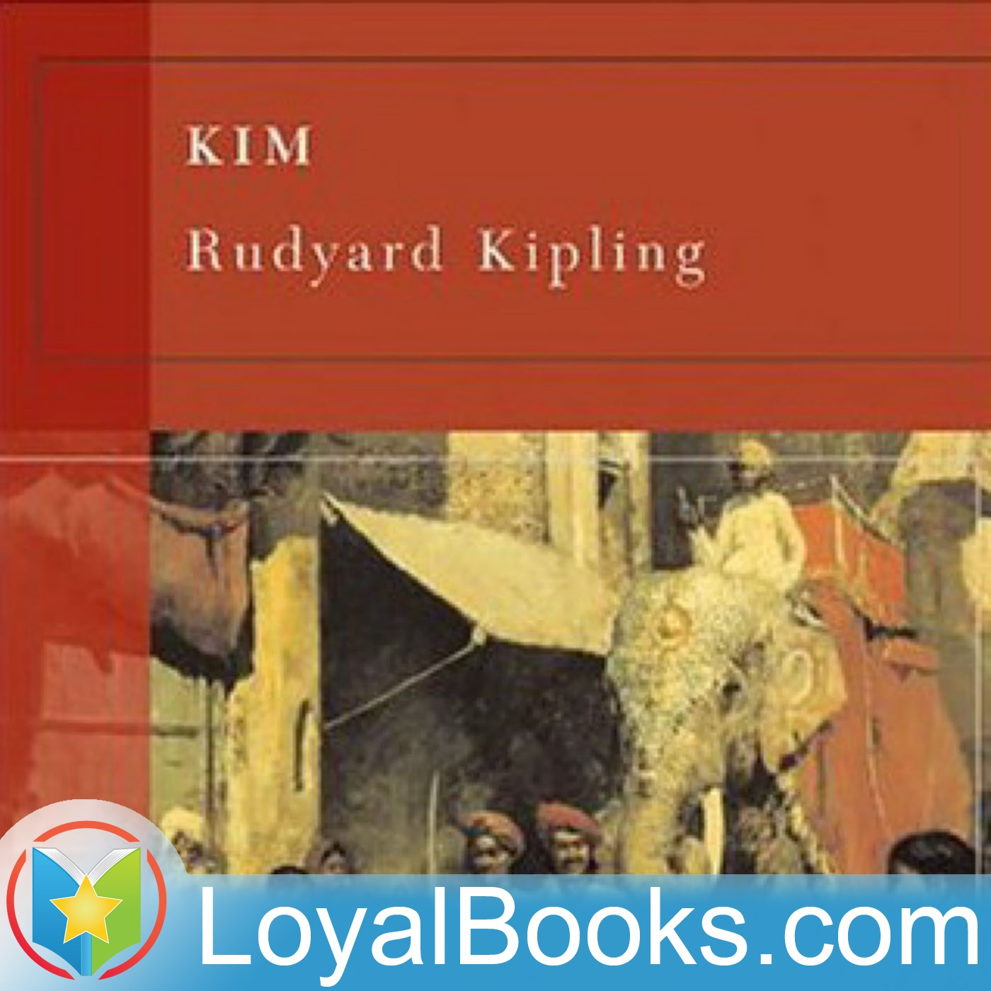 <![CDATA[Kim by Rudyard Kipling]]>