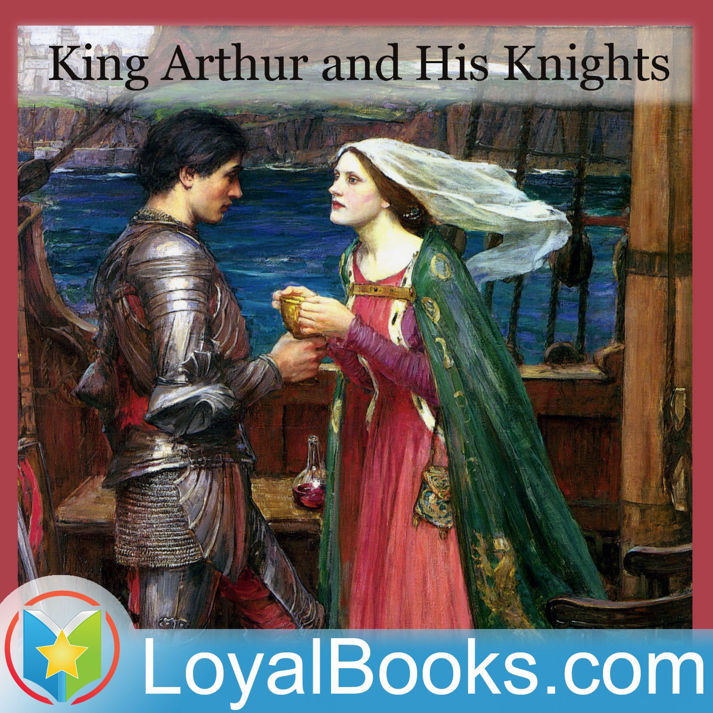 <![CDATA[King Arthur and His Knights by Maude L. Radford]]>