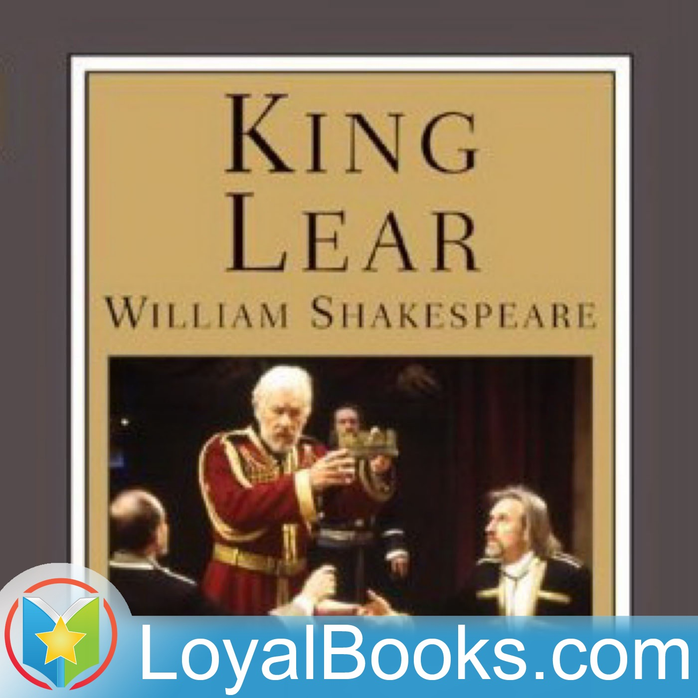 <![CDATA[King Lear by William Shakespeare]]>