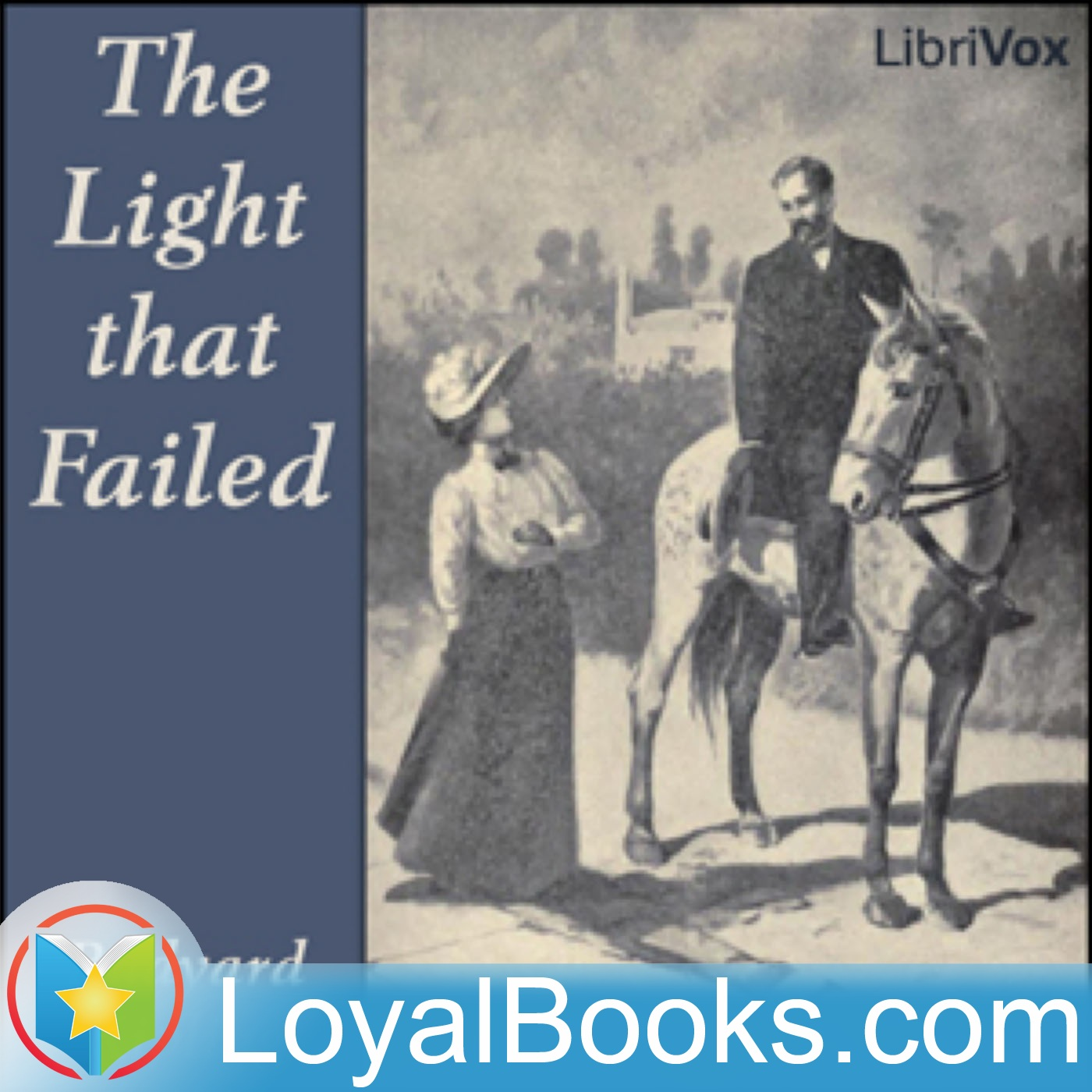 a literary analysis of the light that failed by rudyard kipling