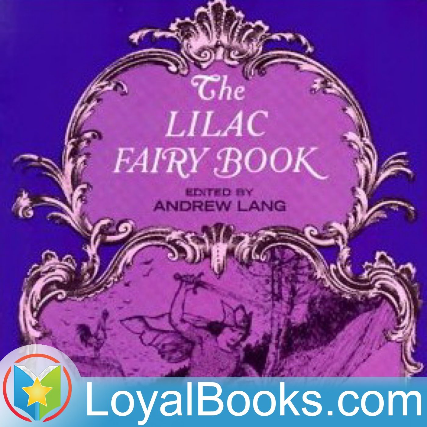 <![CDATA[The Lilac Fairy Book by Unknown]]>