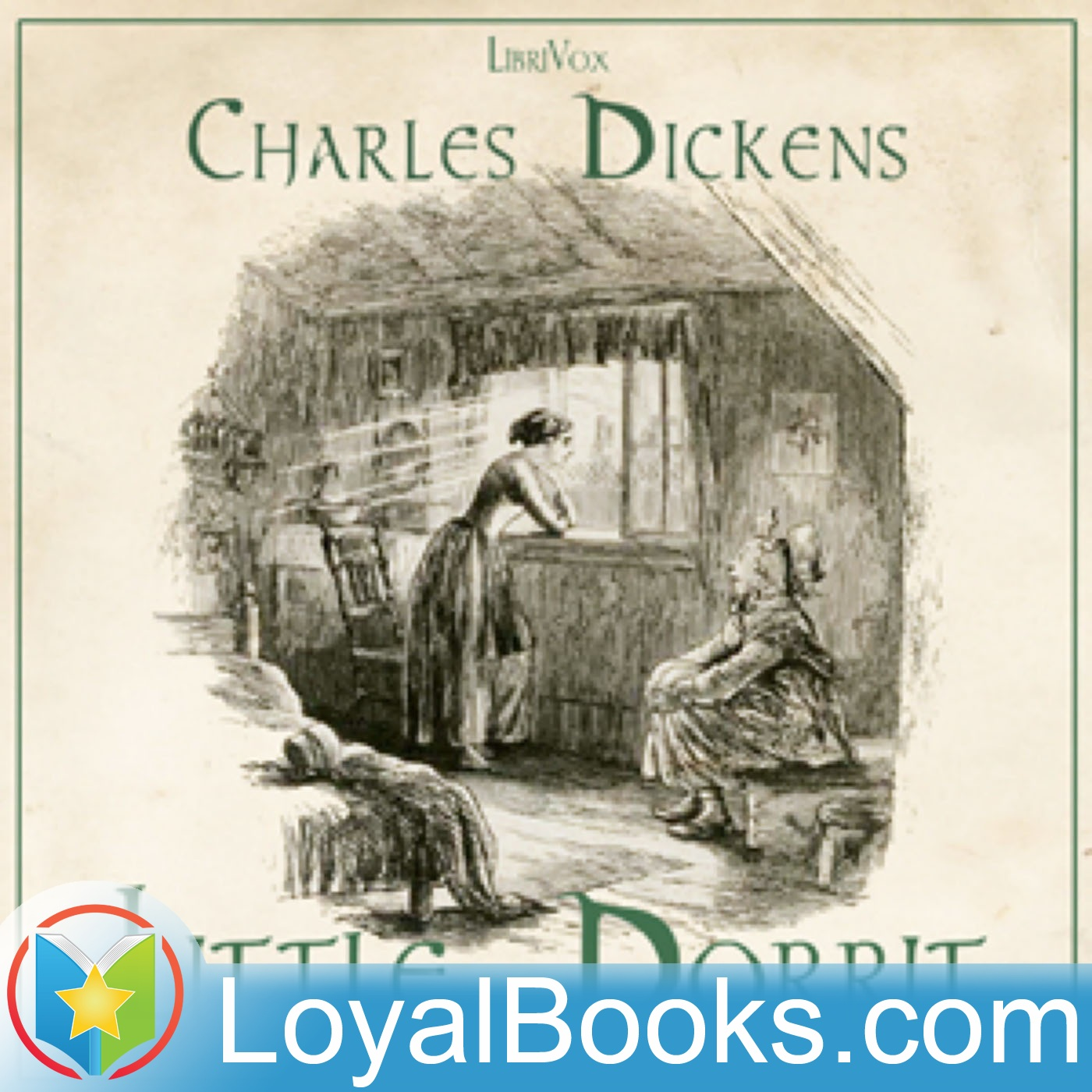 <![CDATA[Little Dorrit by Charles Dickens]]>
