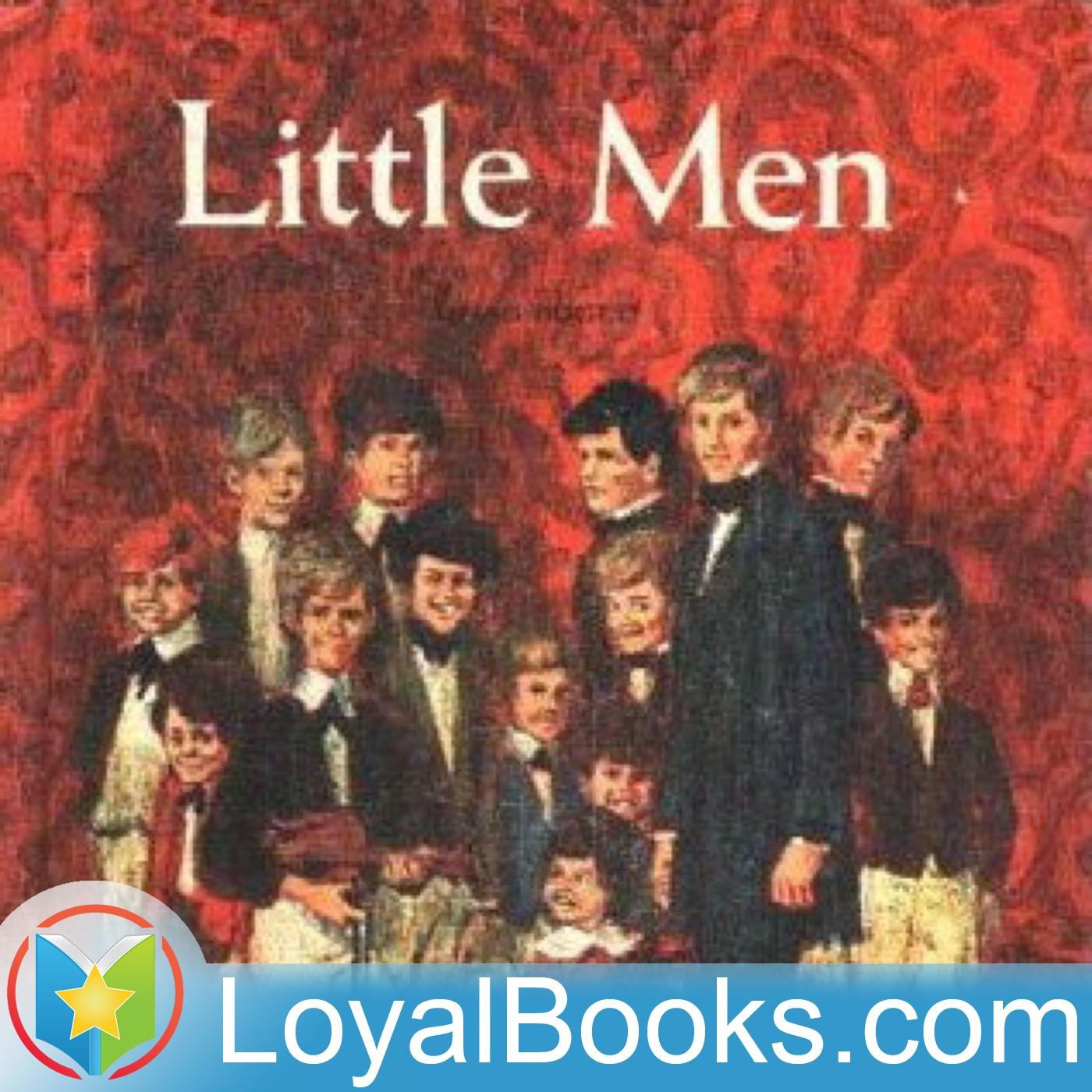 <![CDATA[Little Men by Louisa May Alcott]]>